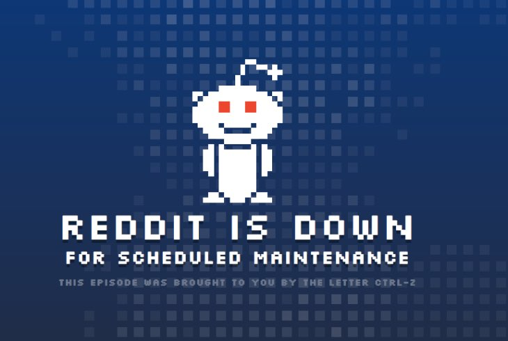 reddit-maintenance