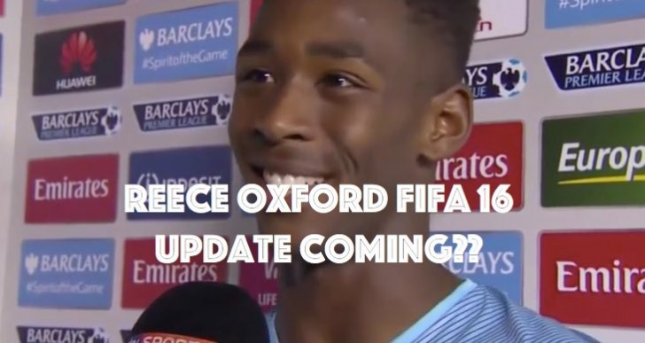 Reece Oxford for FIFA 16 Career Mode update