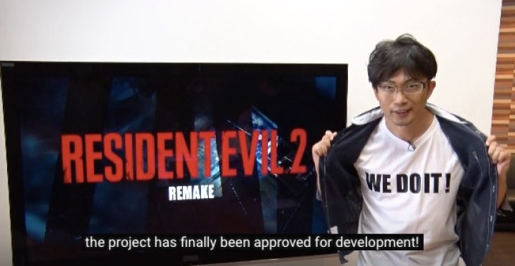 Play Resident Evil 2 Fan Remake before real thing