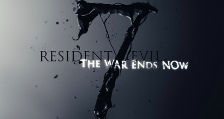 Resident Evil 7 release clues, next-gen needed