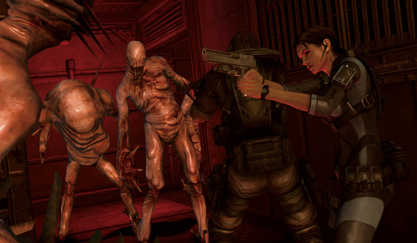 Resident Evil Revelations PS Vita excuse without merit