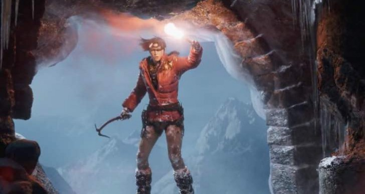 Rise of the Tomb Raider Vs Uncharted 4 at E3 2015