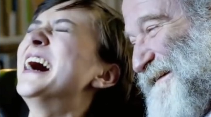 Zelda Wii U with Robin Williams NPC