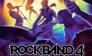 Rock Band 4 1080p, 60FPS no problem on PS4, Xbox One