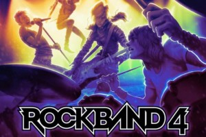 Rock Band 4 release date excitement in 2015