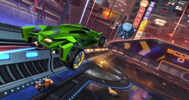 Rocket League 1.34 patch notes with big surprise