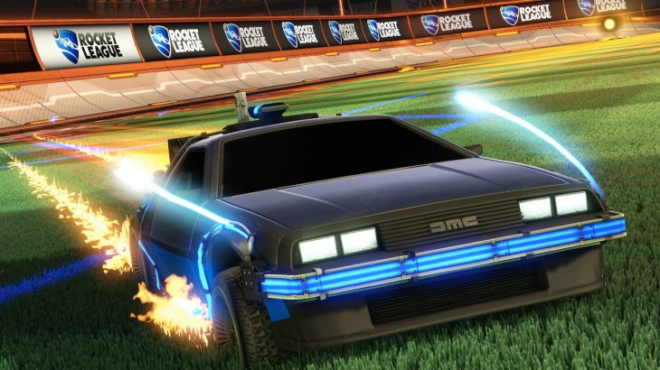 rocket-league-delorean-car