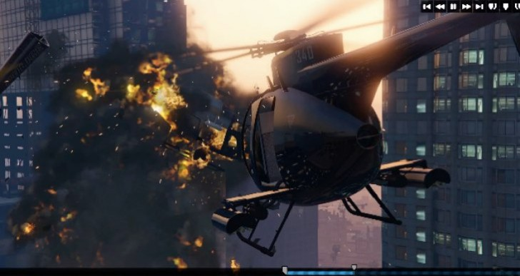 Rockstar Editor for PS4, Xbox One with GTA V 1.13, 1.29