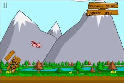 Flying Pig is a Fun Game