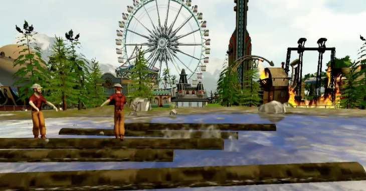Rollercoaster Tycoon World graphics complaints – Product Reviews Net