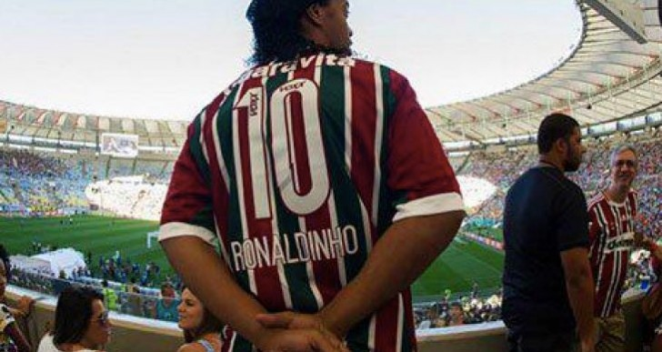 Ronaldinho not in FIFA 16 shocks fans