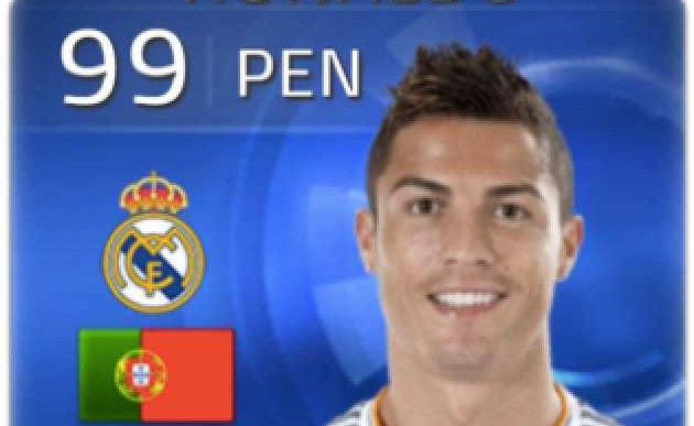FIFA 15 TOTY strikers release time for Ronaldo and Messi