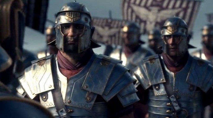 Xbox One graphics with Ryse is 900p native