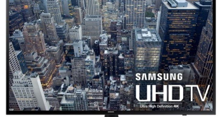 Samsung 60-inch UN60JU6390FXZA 4K TV reviews missing