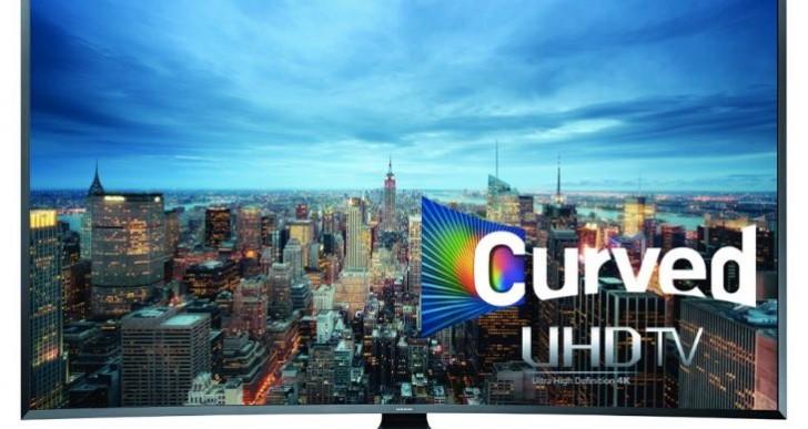 Samsung UN65JU7500 65-inch 4K Curved 3D Smart TV review