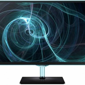 Samsung LT24D390SW/XU Smart TV apps warning with Netflix