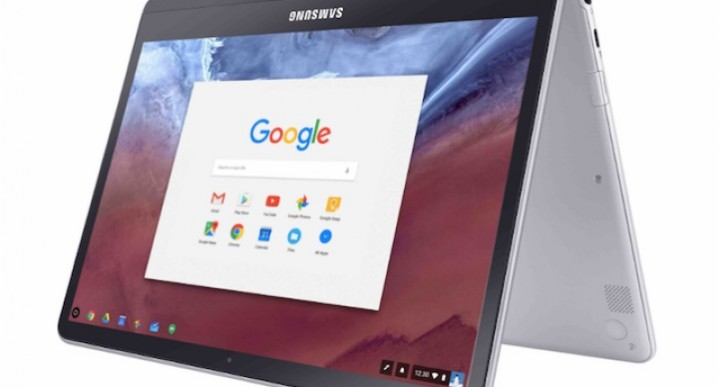 Samsung Chromebook Pro release date with Android apps
