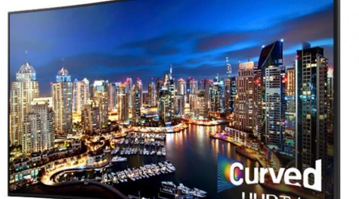 Samsung UN55HU7200FXZA specs in 55-inch UHD Curved TV review