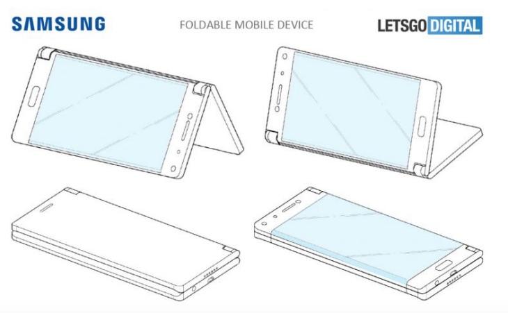 samsung folding phone release date