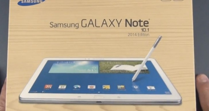 Samsung Galaxy Note 10.1 2014 Edition review reassurance