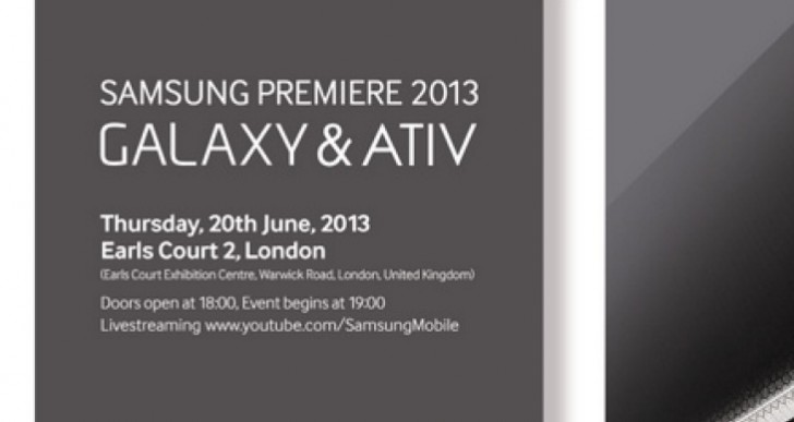 Samsung Galaxy Note 3 hopes at June 20 event