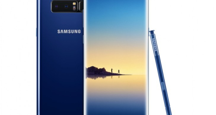 Samsung Galaxy Note 8 shipping early ahead of release date