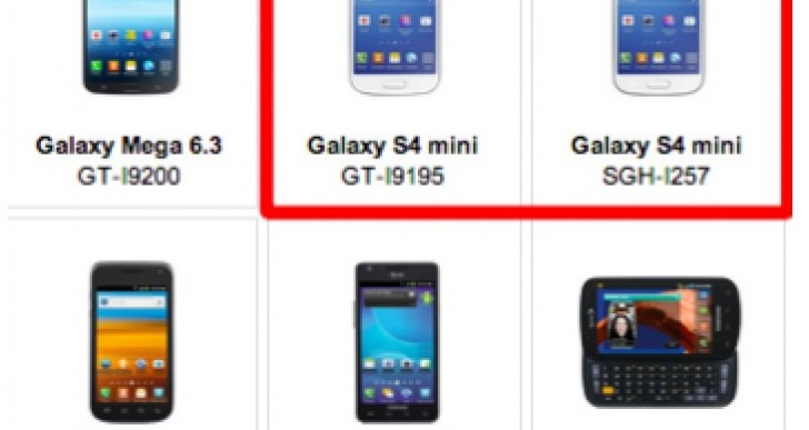Samsung Galaxy S4 Mini release all but confirmed