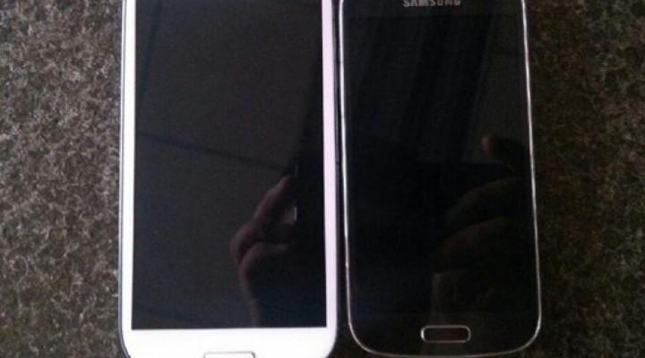 Samsung Galaxy S4 Mini Vs S3 in pictures