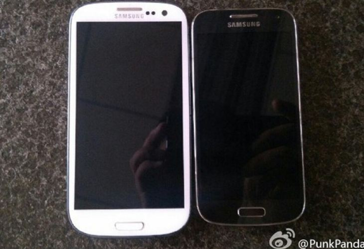 Samsung Galaxy S4 Mini Vs S3 in pictures