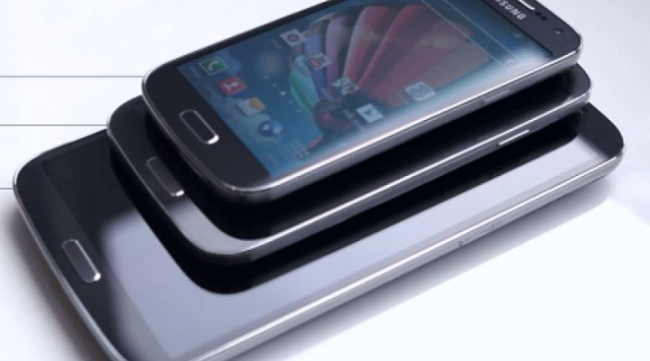 Samsung Galaxy S4 Vs Mini video confirms specs
