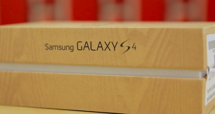 Samsung Galaxy S4 install apps to SD card with major update