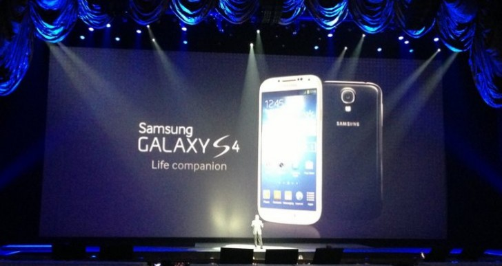 Samsung Galaxy S4 early Verizon release date to lighten mood