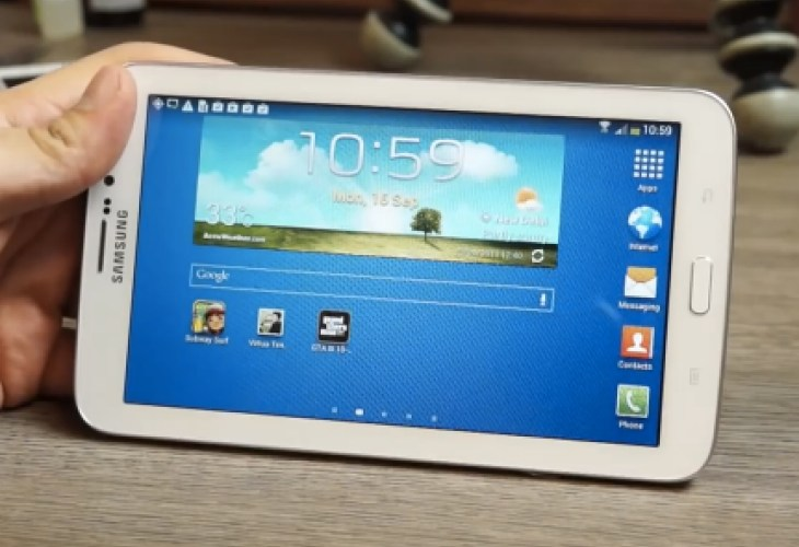 Samsung Galaxy Tab 3 7 review for gaming tested – Product