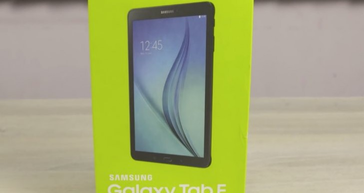 Samsung Galaxy Tab E reviews from Tesco buyers