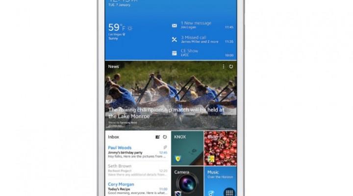 Samsung Galaxy TabPro 8.4 has worthy specs