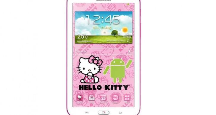 Samsung Galaxy Tab 3 7.0 Hello Kitty Edition
