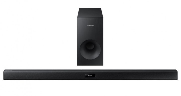 Samsung 120W Bluetooth Soundbar HW-J355/ZA review