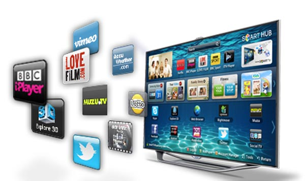 Apple Auto Sales >> Samsung Smart TV apps now include Amazon Instant Video ...