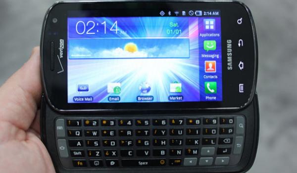 Verizon's first 2013 phone may be Samsung Stratosphere 3