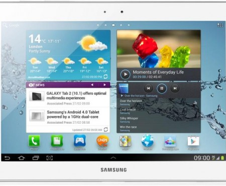 Sales of Tablets vs. PC predicted for this year