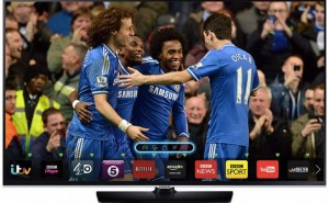 Samsung Series 5 H5500 40-inch Smart TV review for UK