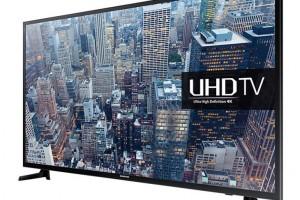 Samsung UE40JU6000 4K TV reviews cite light leak issue