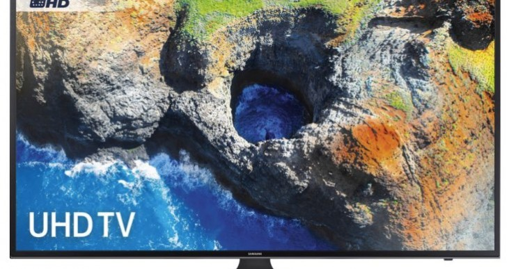 Samsung UE58MU6120 58-inch 4K TV reviews stunning for 2017