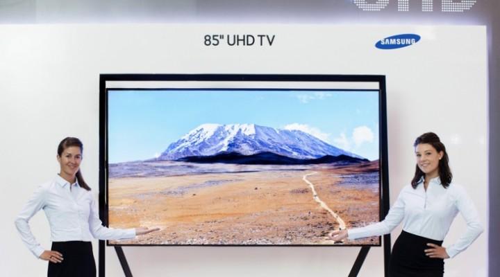 Samsung 4K TV price leaks for 2014