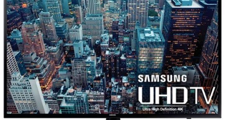 Samsung UN48JU6400 price at Walmart Vs Target