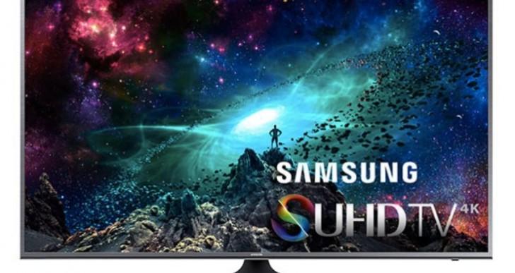Samsung 50-inch UN50JS7000FXZA 4K TV review with 120Hz