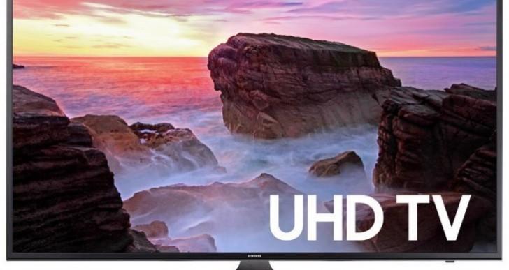 Samsung UN50MU6300FXZA 4K TV reviews with surprising price