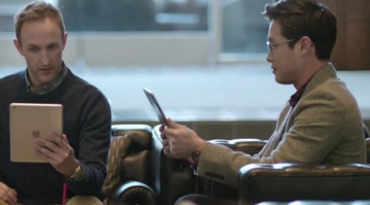 Galaxy Note Pro 12.2 Vs iPad Air in Retina war