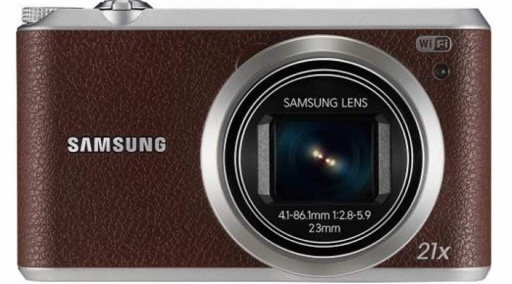 Samsung WB350F 16.3 MP camera review with specs