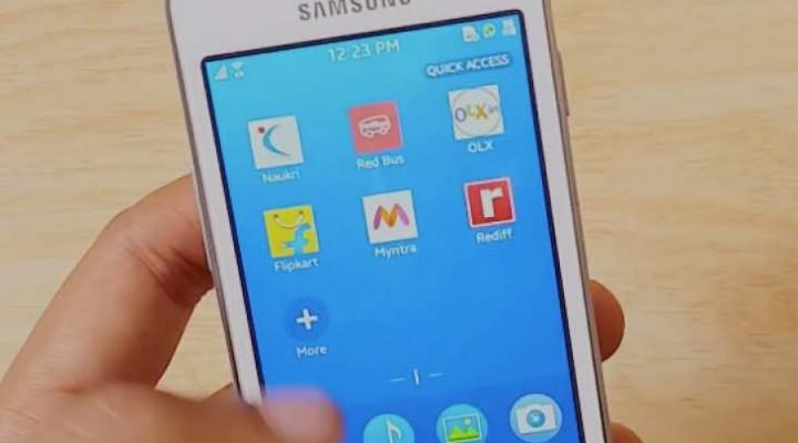 Samsung Z1 Tizen review after India success